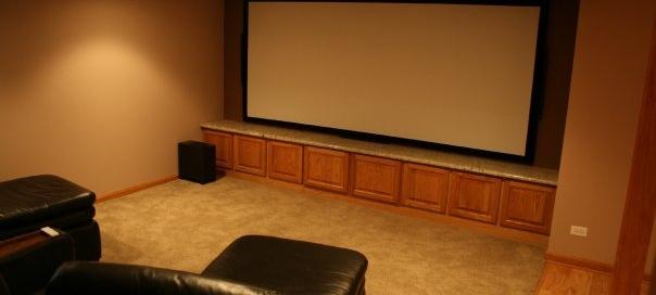 naperville basement remodeling