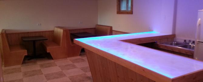 basement remodeling oswego